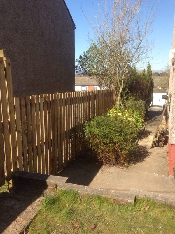 All fence work supplied, erected at best prices