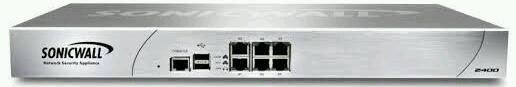 Sonicwall 2400 network firewall/router