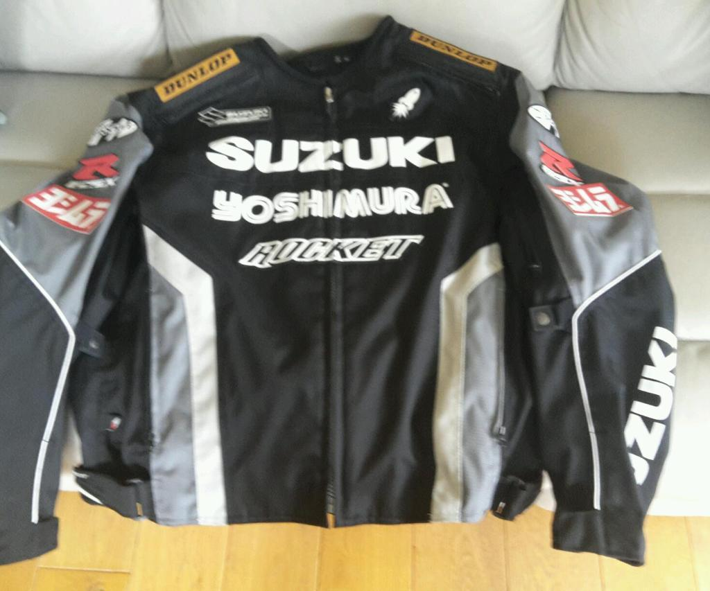 SUZUKI JOE ROCKET JACKET