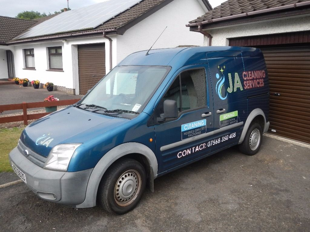 FORD TRANSIT CONNECT T230 LX110
