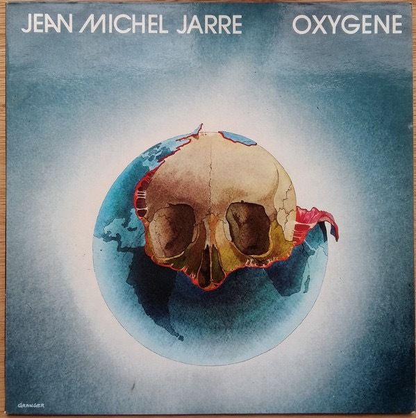 Jean Michel Jarre – Oxygene - Polydor ?– 2310 555 A1 B2 LP, UK 1ST GOOD CONDITION
