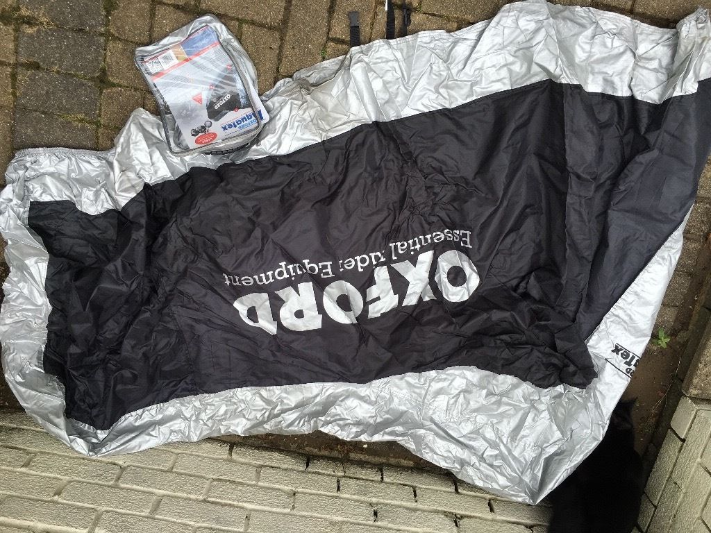 Oxford large motorcycle cover