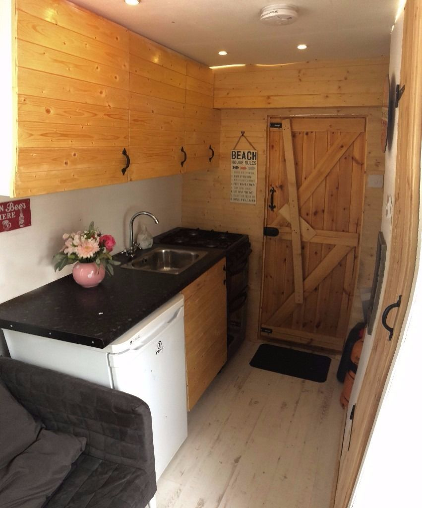 VW Camper Conversion - Ideal for long trips, festivals and weekends away