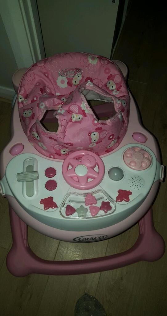 Graco baby walker in excellent condition grab a bargain