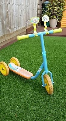 Waybulloo Scooter - good condition, childs schooter