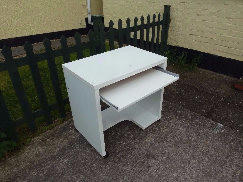 White computer Home Office Desk Delivery Available