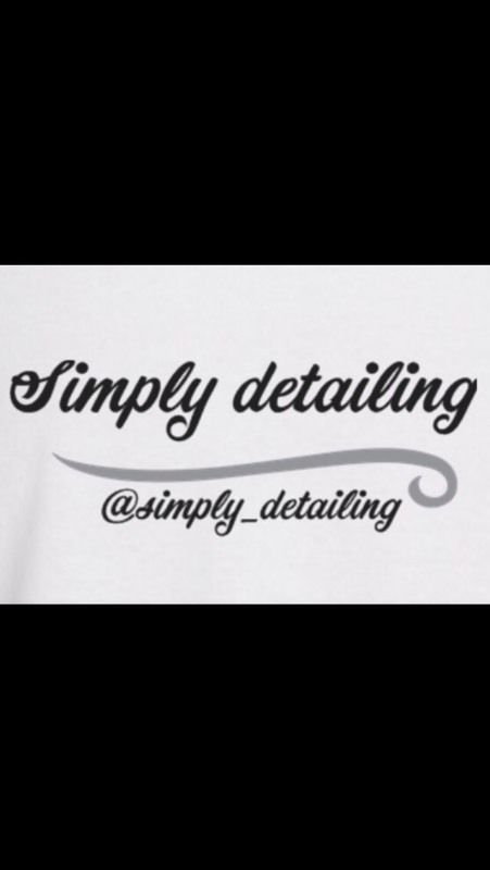 Simply_Detailing - quality automotive valeting