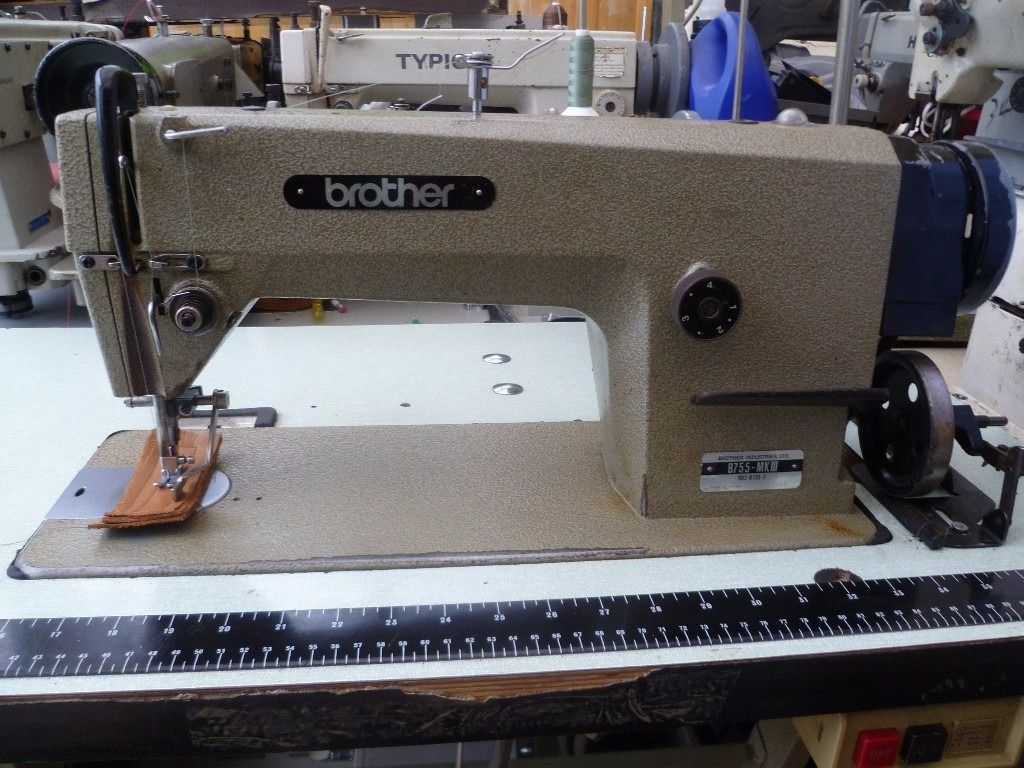 BROTHER Industrial sewing machine MARK III