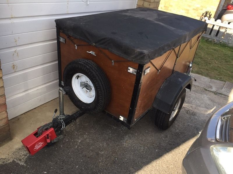 Trailer for sale in mint condition
