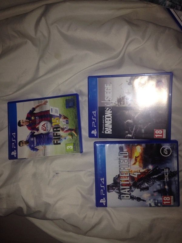 Ps4 games sale or swap