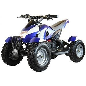New 500 w zipper electric quad bikes free mainland uk delivery