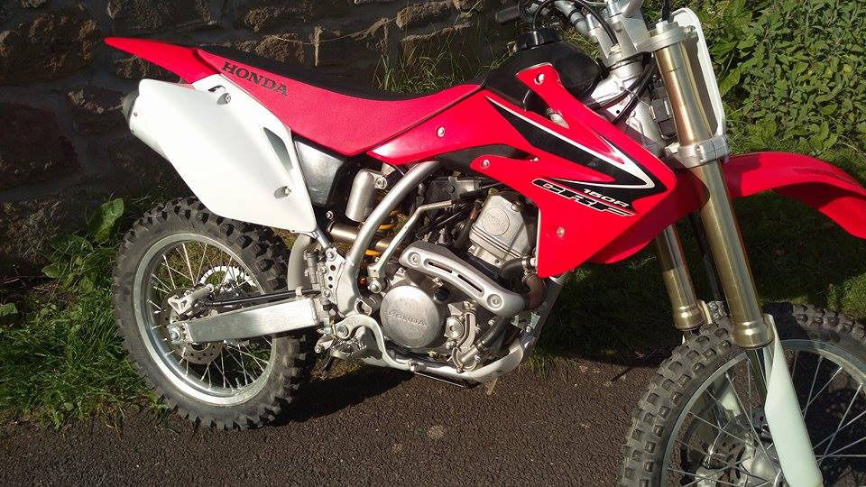 Mint Condition CRF150R - Less than 12hr on engine, recent service at Honda