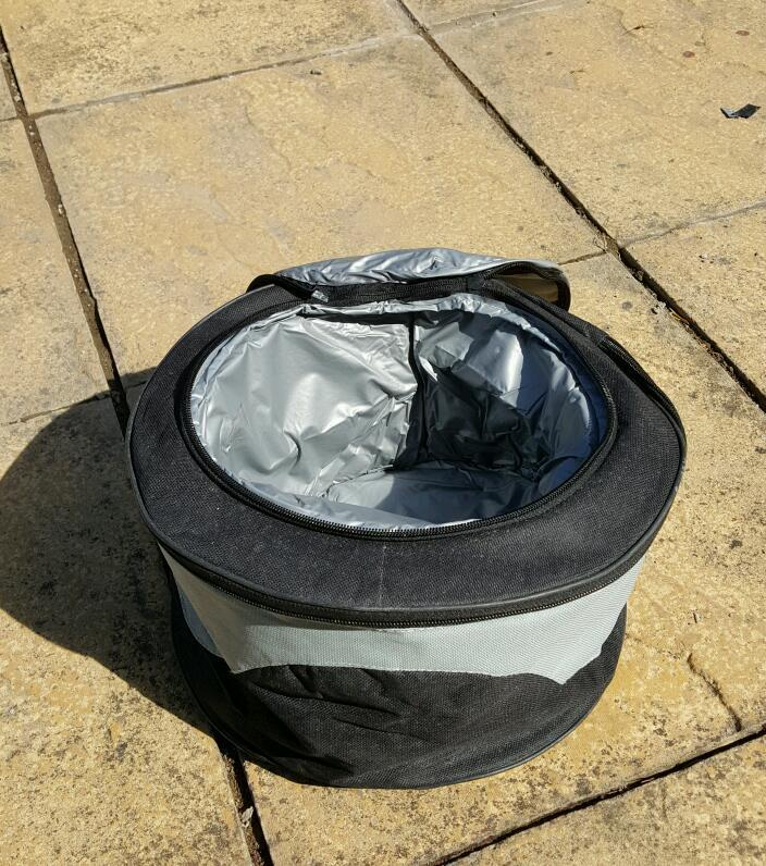 2 in 1 Barbecue & cooler bag