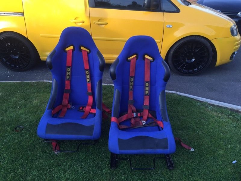 Racing bucket seats and hardness! Omp