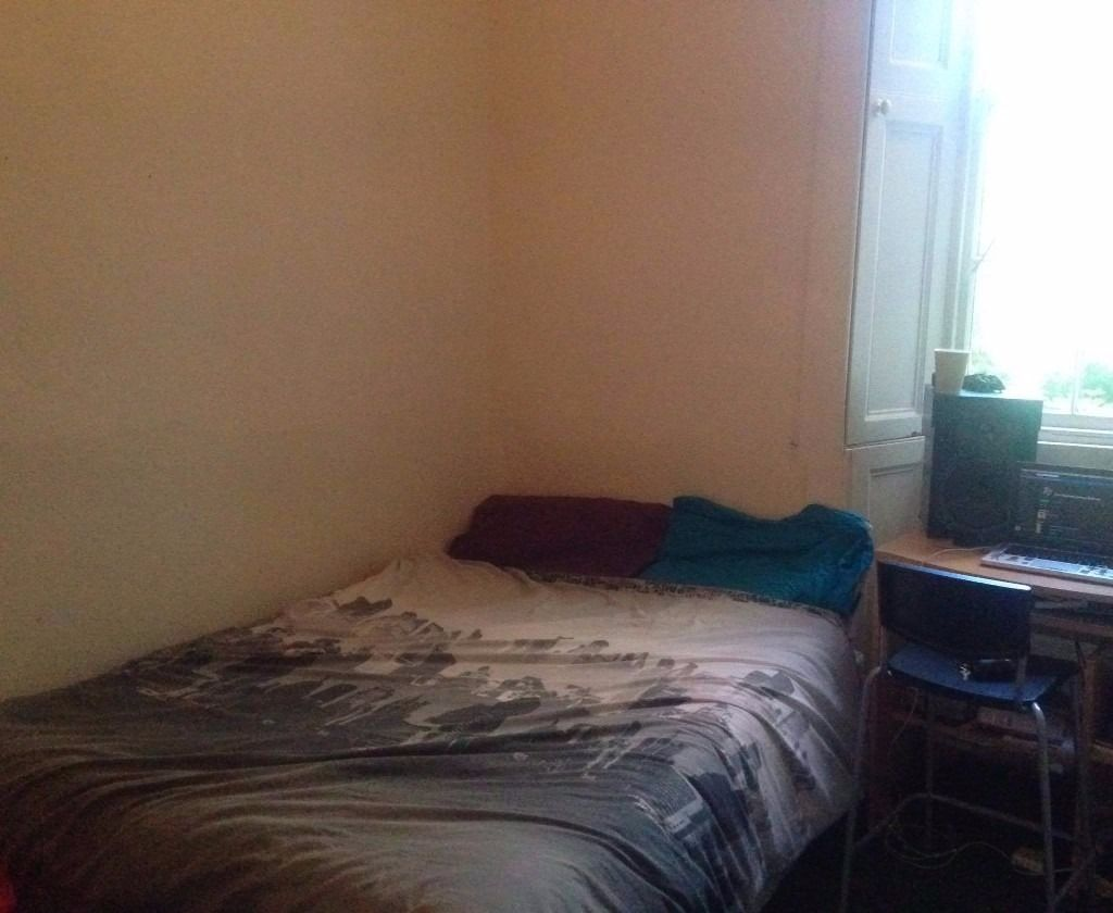 DOUBLE ROOM TO RENT IN FRIENDLY FLAT SHARE. IN BETWEEN MEADOWS AND ARTHUR'S SEAT!