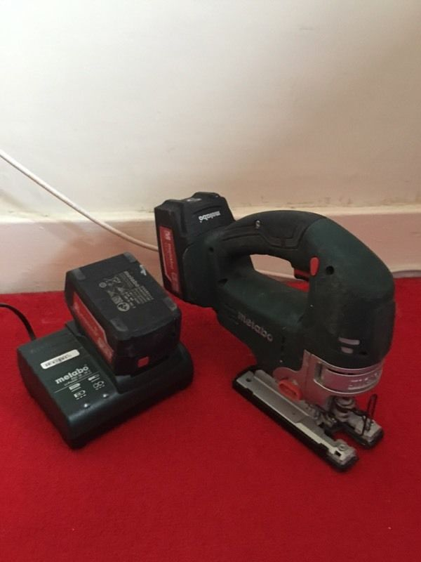 Metabo jig saw