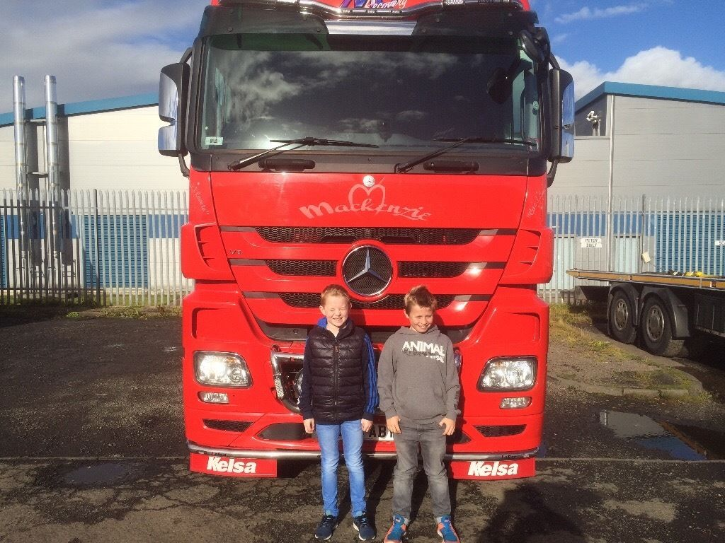 Class 1/ Class 2 Vehicle Recovery Driver
