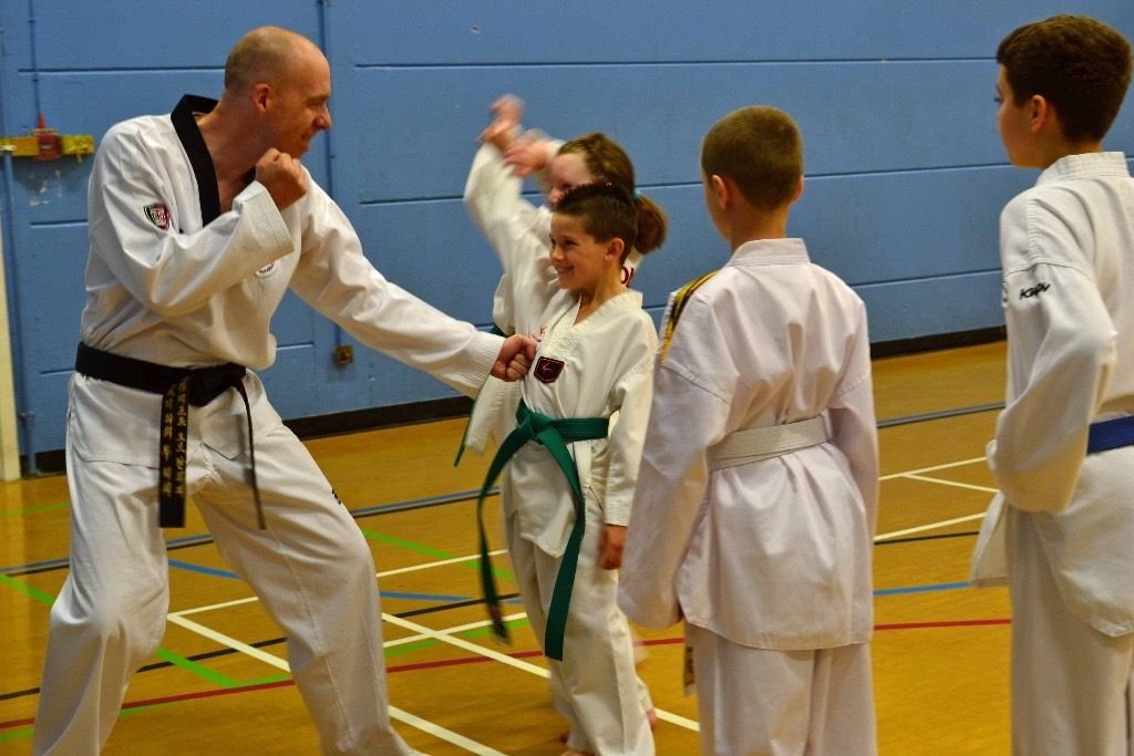 TAEKWONDO - Rutherglen. Adult & Child Classes for all levels
