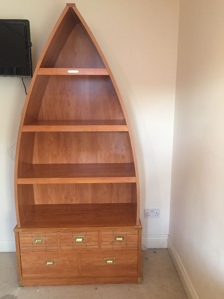 Gautier chest of drawers & boat