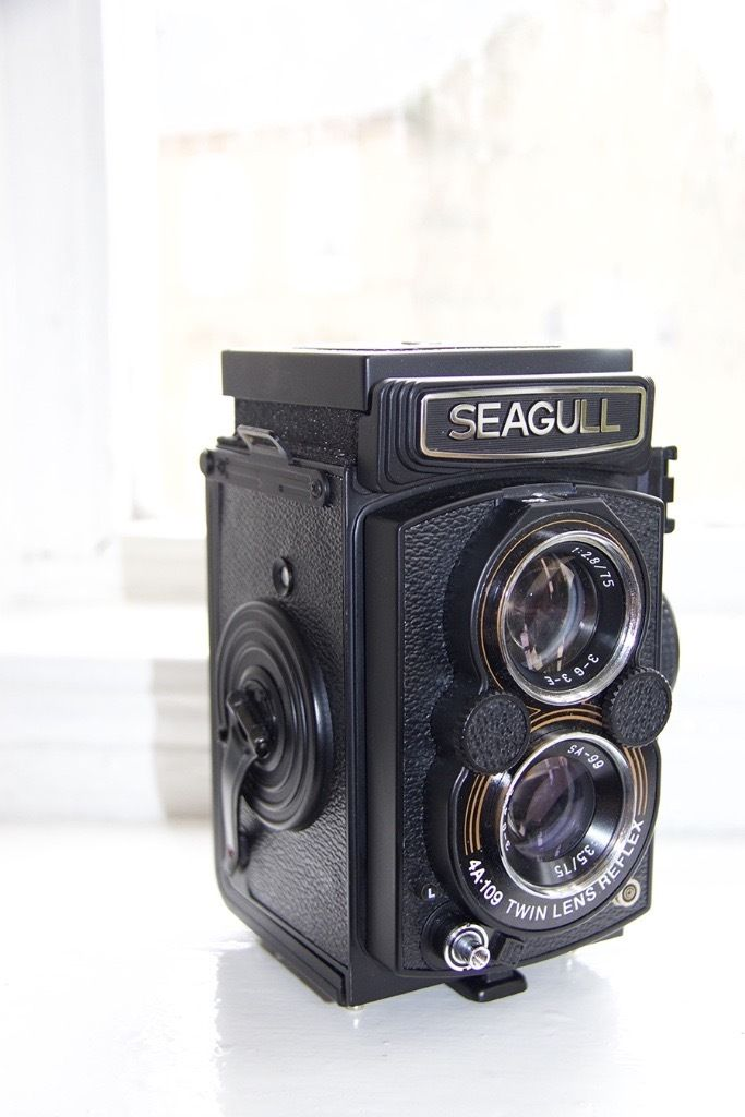 Shanghai Seagull Twin Reflex Film Camera 4A-109 **Willing to Negotiate**