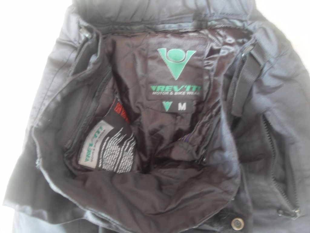 Motorbike Revitt trousers for sale in used condition, size Medium.