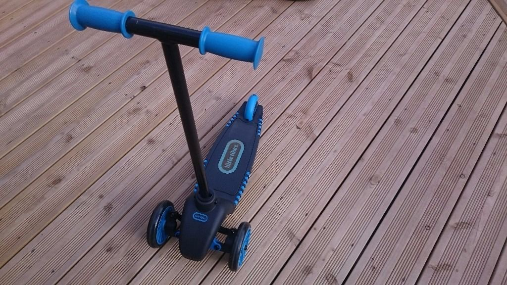 Little Tikes Scooter Blue excellent condition