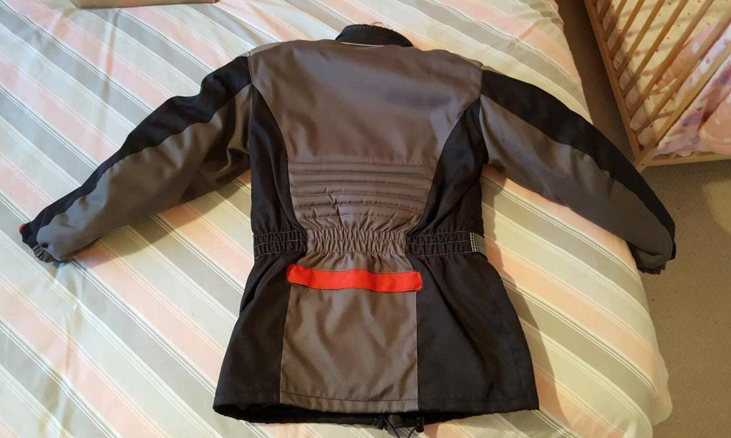 Children's motorcycle jacket (XXL)