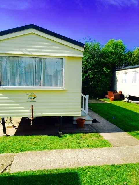 Atlas Oasis 3 bed on Talacre Beach 5* park in north wales