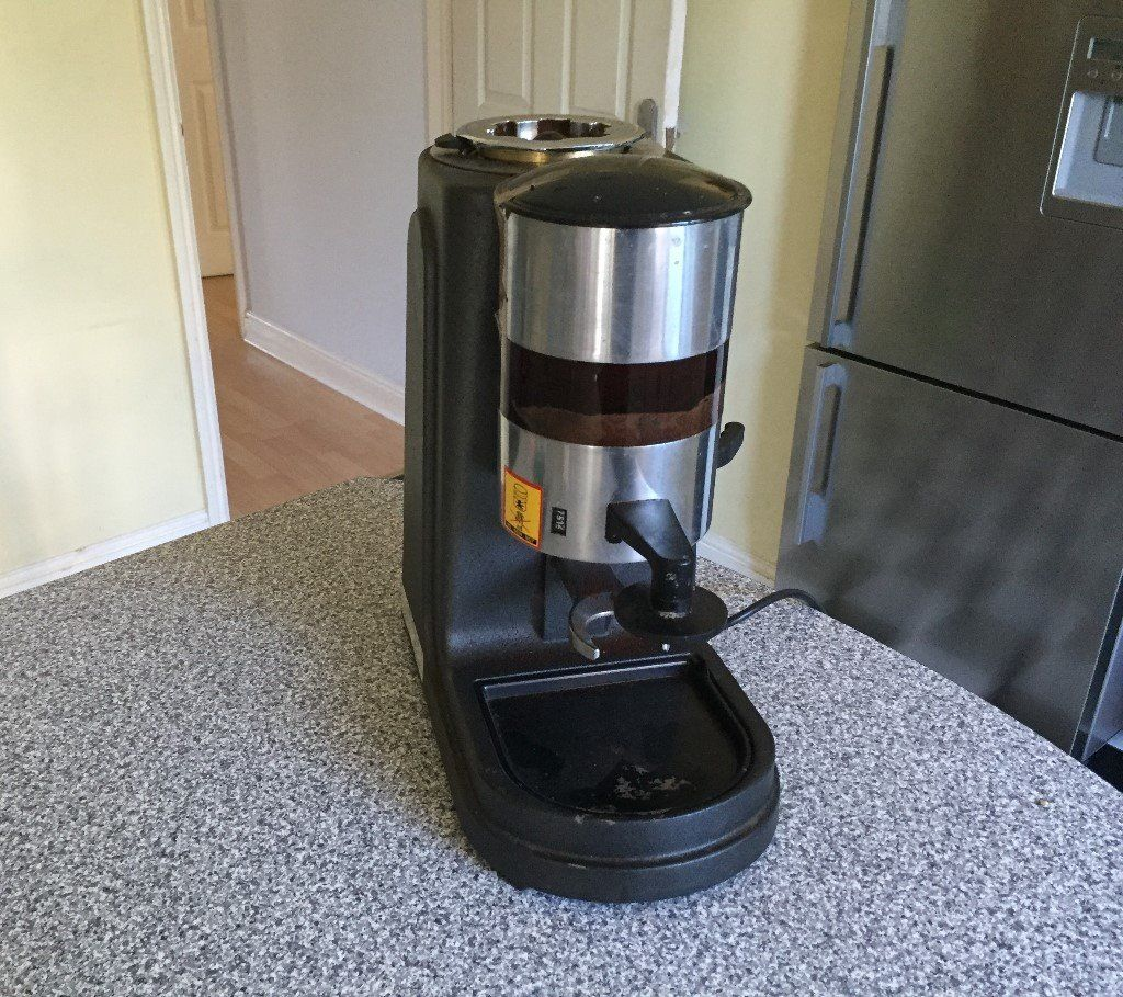Coffee Machine Fiorenzato Fenice 2 G+Grinder+Water Filter+Knockout Draw