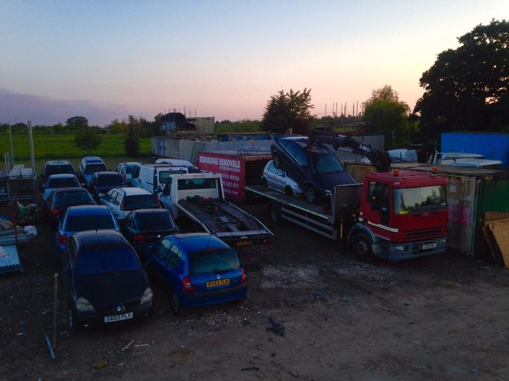 Cash for scrap cars vans trucks wanted