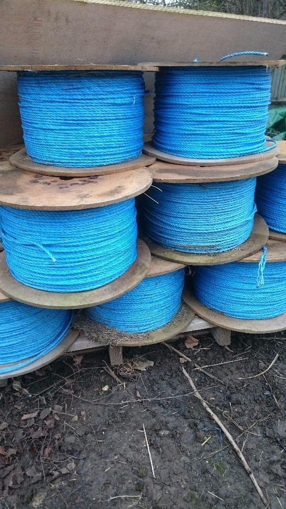 BT ROPE IN 500 METRE ROLLS