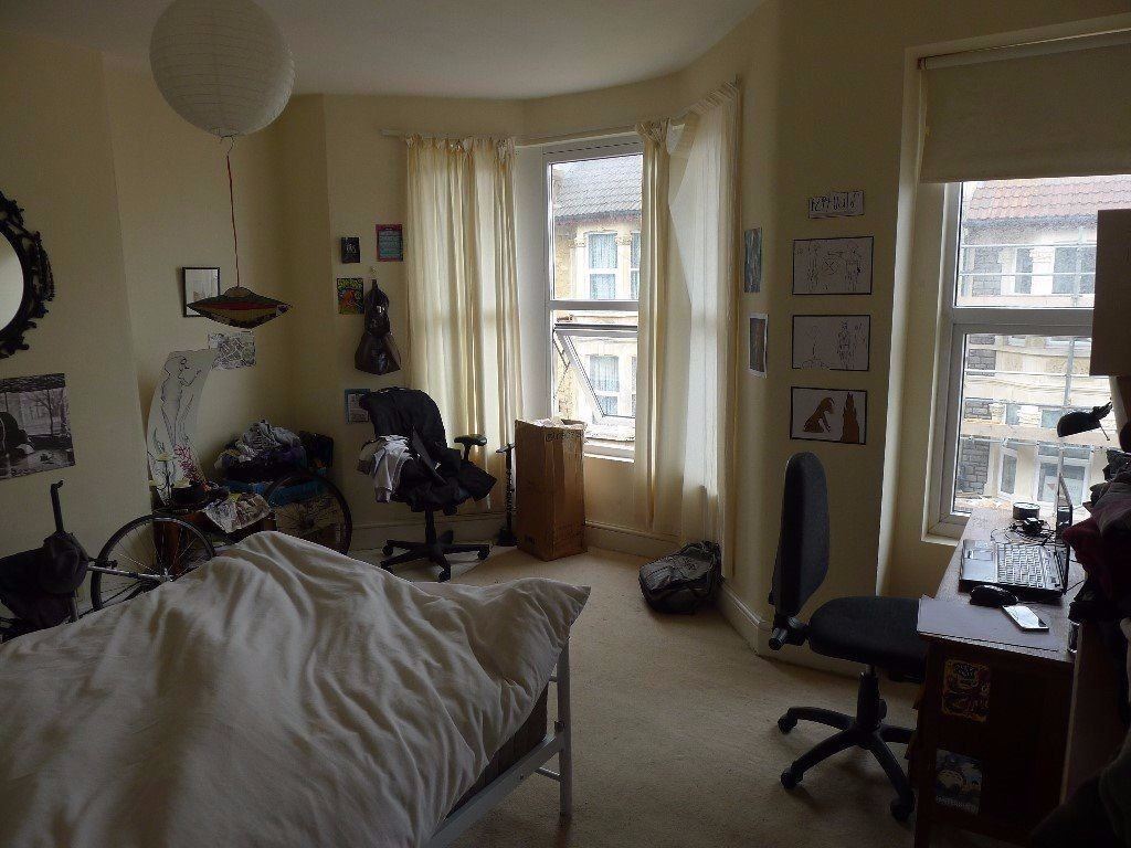 (short term let) KING SIZE BEDROOM in a beautiful Victorian house-ALL BILLS INLCUDED