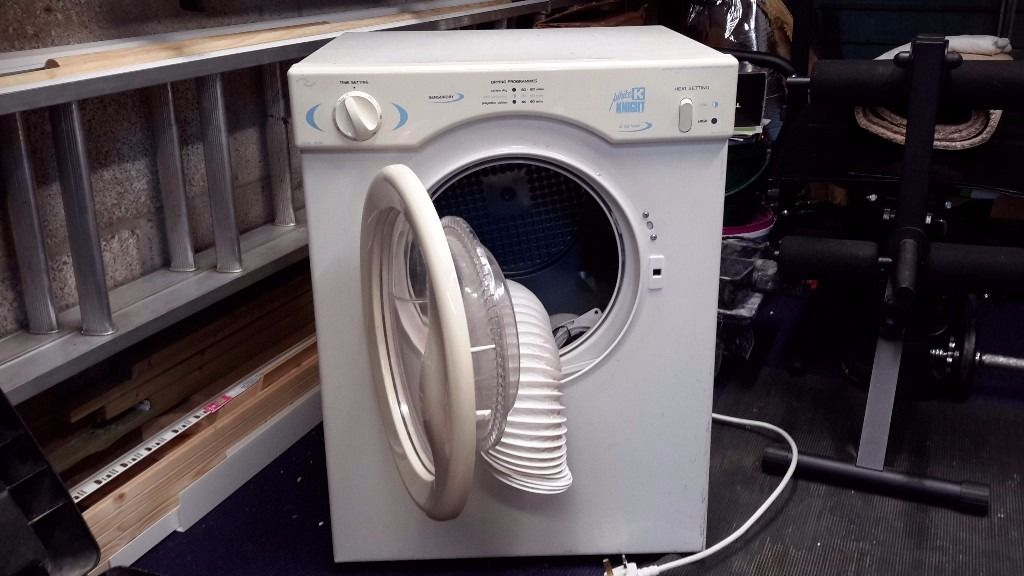 3kg Tumble Dryer.