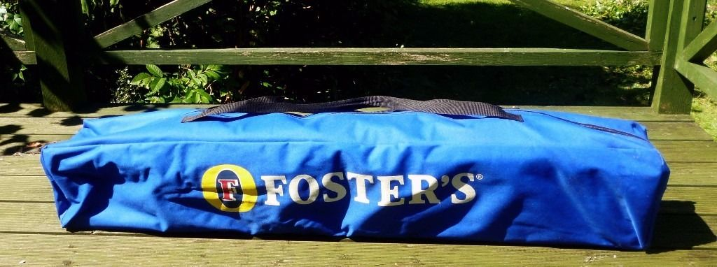 Foster's Gazebo. Brand New. Still in bag