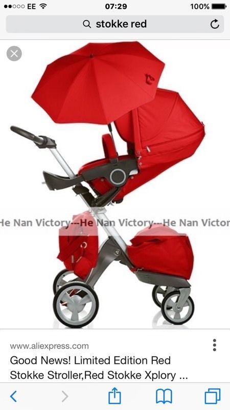 Stokke red