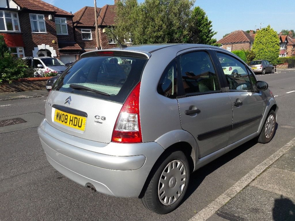 Citroen C3 (Silver) In Great Condition - One Owner