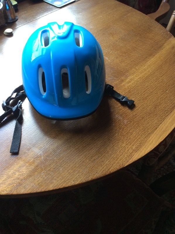 Childs cycle helmet size 48-54cms