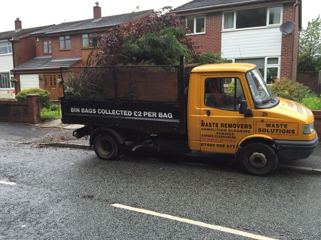 Waste removers your mobile skip service we collect all your unwanted waste tel 07469998677