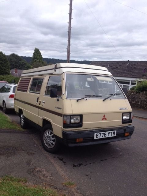 Cheap little day trip or overnight Campervan for sale