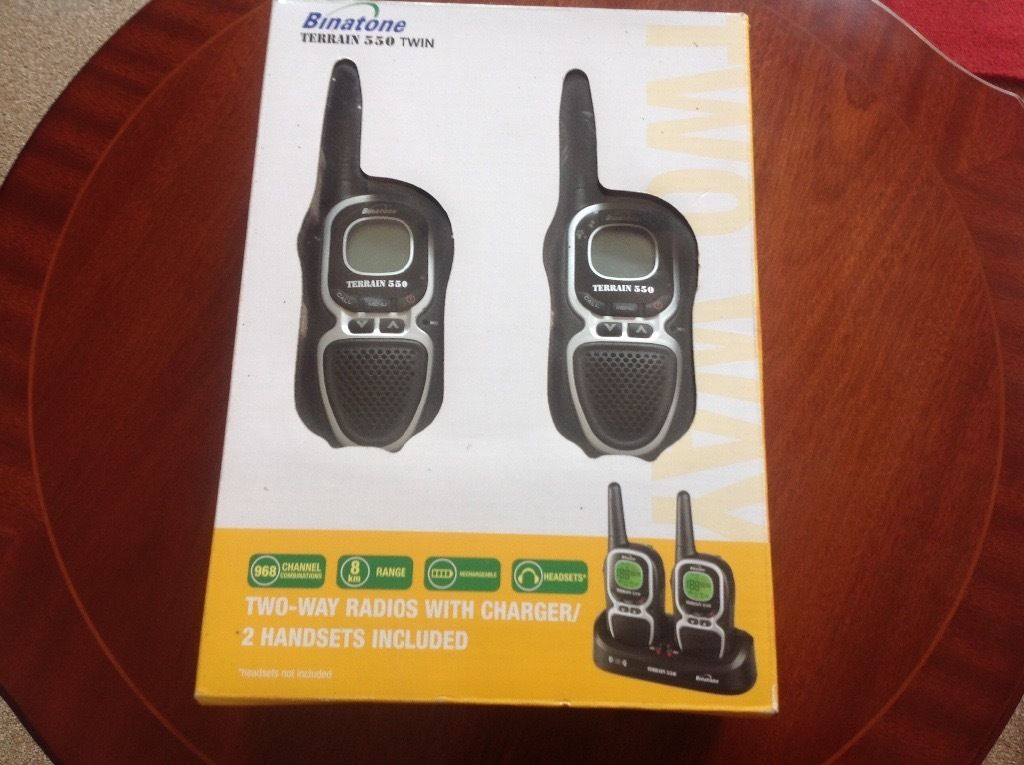 Binatone Walkie Talkie