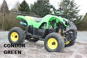 Condor FARM Quad Bike 125cc 4 Stroke Electric Start with Reverse IDEAL 4 PRESENT DELIVERY