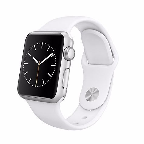Apple Watch Sport with 38mm Silver Aluminium Case & Sport Band - Brand New in sealed box