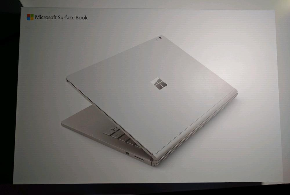 Top spec SURFACE BOOK. MINT COND.