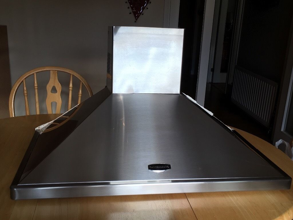 Rangemaster Cooker Hood For Sale - stainless steel