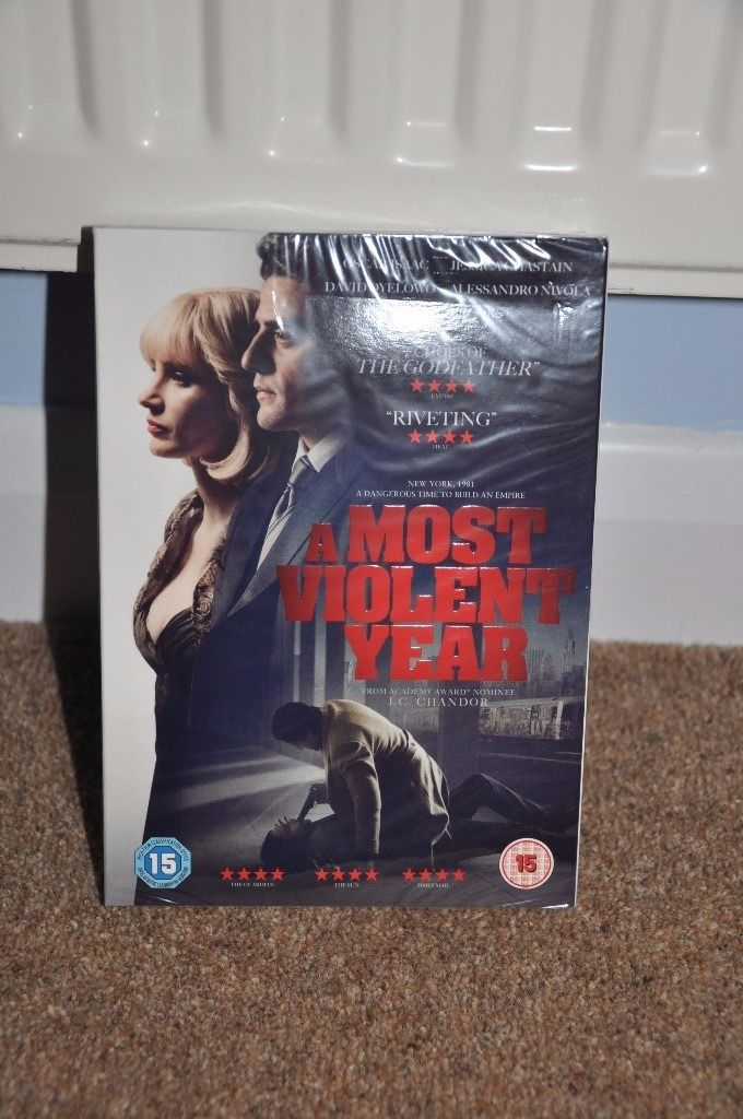 A Most Violet Year DVD