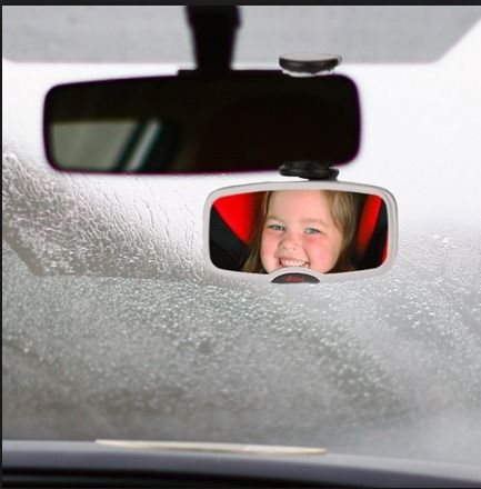 Baby Car Review Mirrors