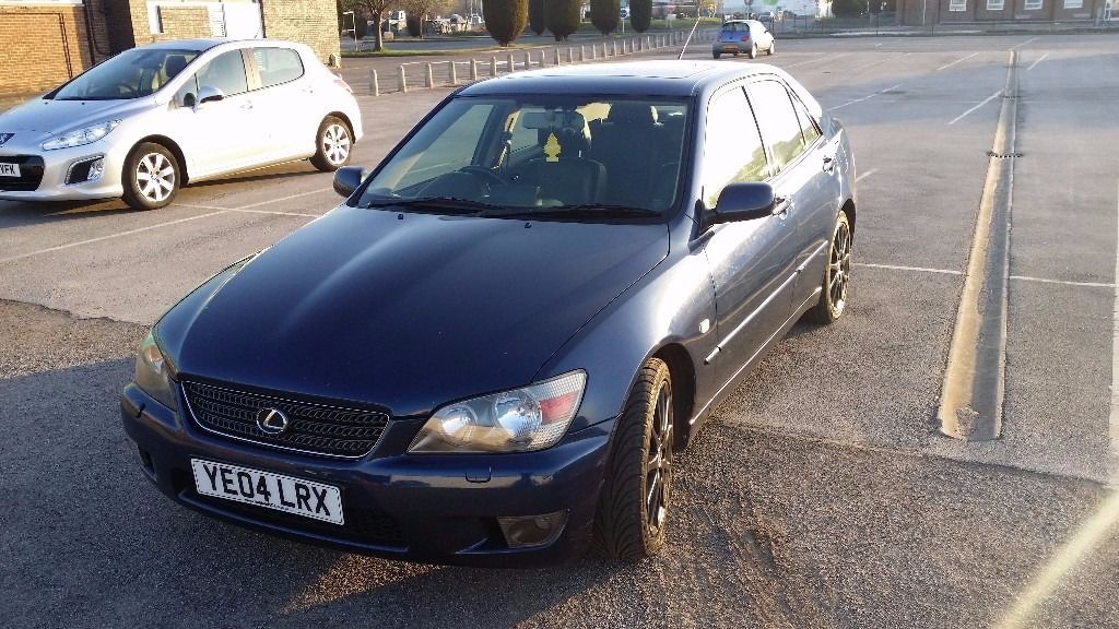 lexus is200 swap for bmw petrol manual only