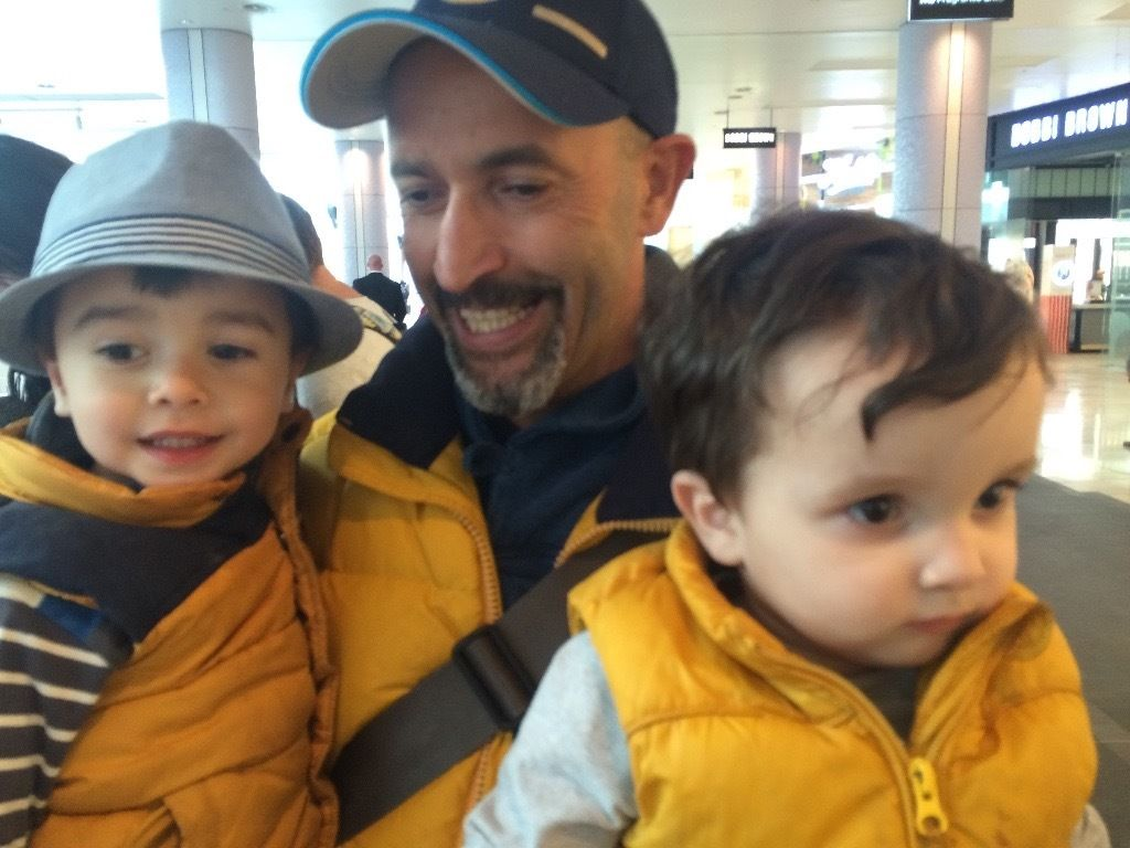 Spanish Speaking Au Pair for three little boys in a kiwi / Moroccan household - September