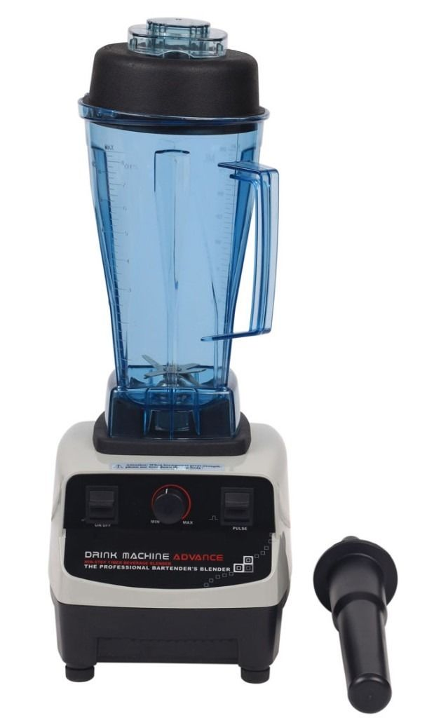 Commercial Food Blender Milkshake Mixer Heavy Duty Smoothie Soup Maker