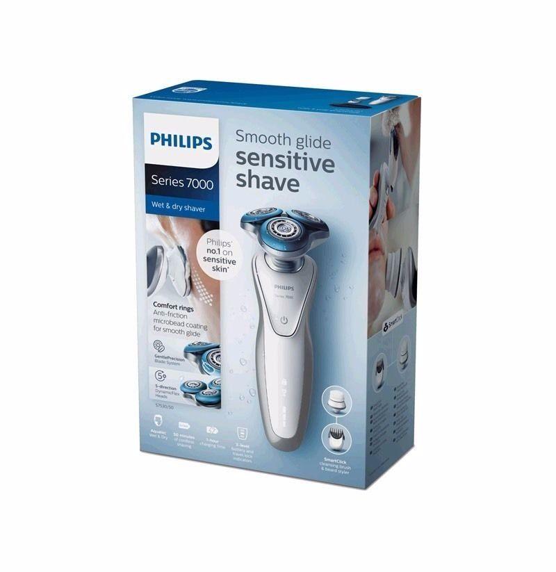 Phillips Shaver Series 7000 Wet And Dry Shaver